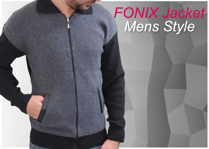 بافت مردانه مدل FONIX