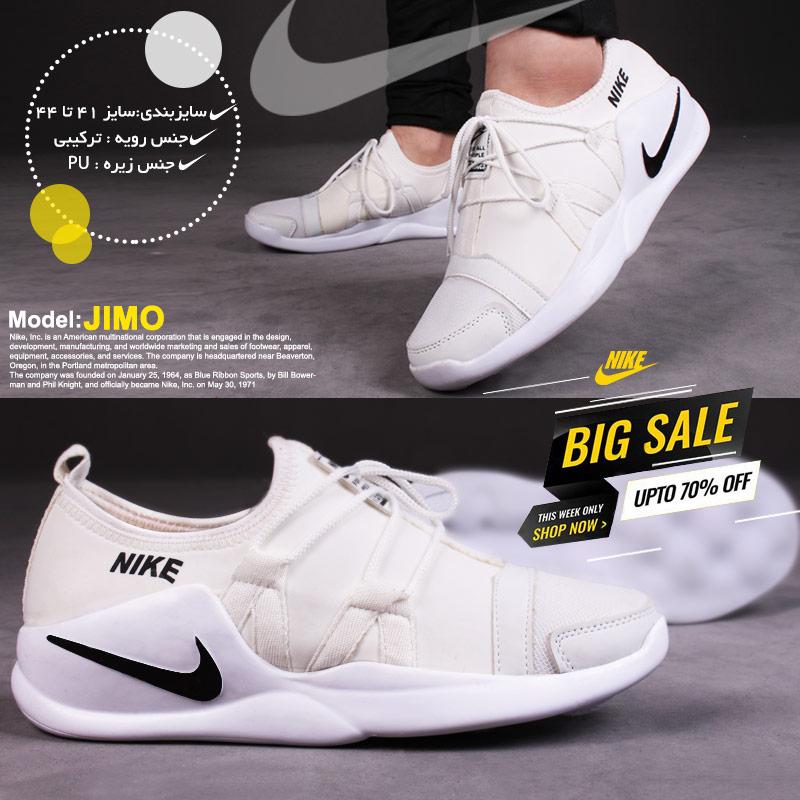کفش مردانه nike مدل Jimo