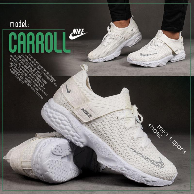 کفش مردانه nike مدل  Carroll (سفید)