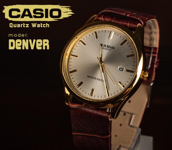 ساعت مچی CASIO مدل Denver