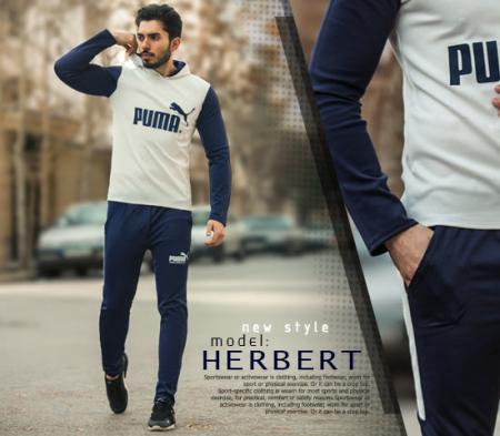 ست سویشرت و شلوار puma مدل Herbert