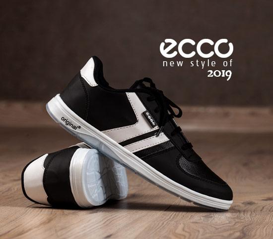 کفش مردانه Ecco