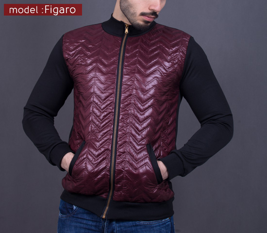 کاپشن مردانه مدل Figaro