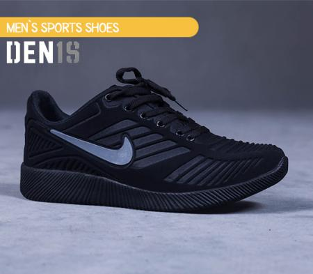 کفش مردانه Nikeمدل  Denis(مشکی)