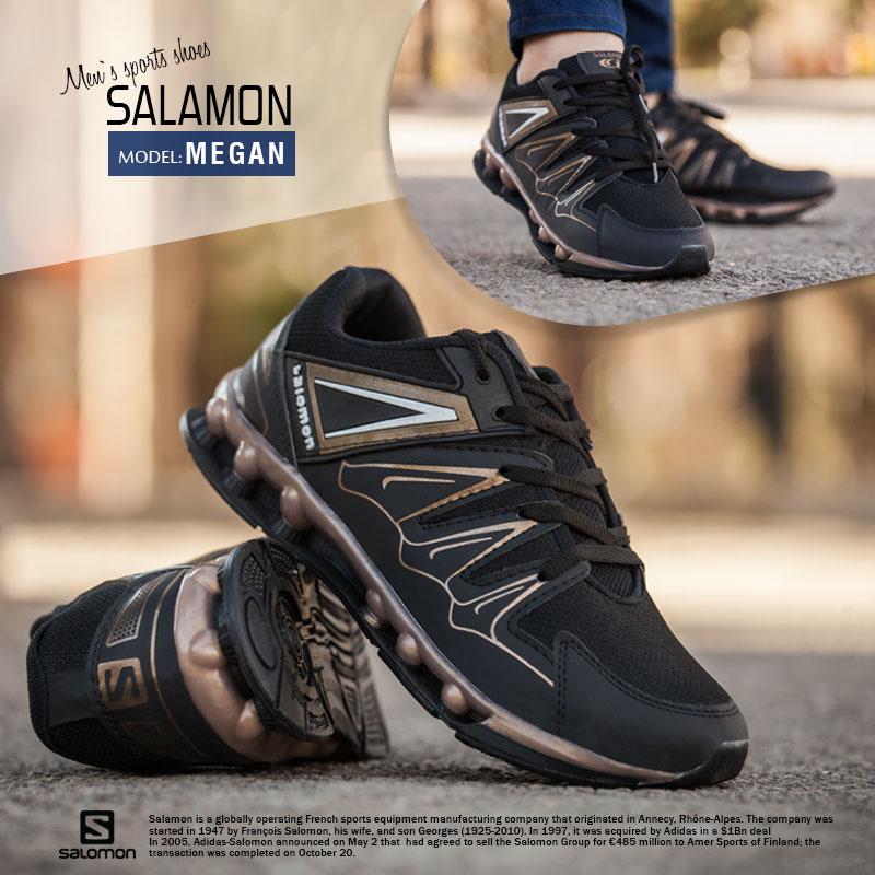 کفش مردانه salamon مدل megan
