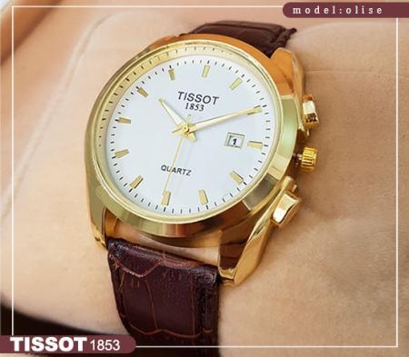 ساعت مچی tissot مدل olise(سفید)