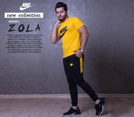 ست تیشرت و شلوار Nike مدل zola