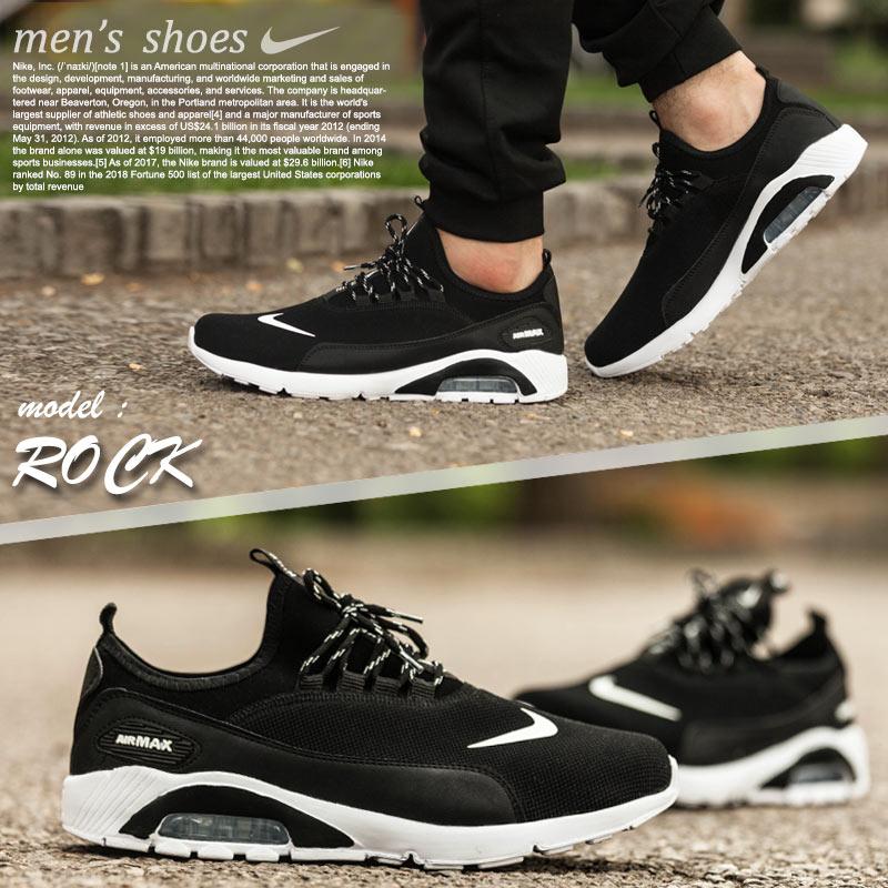 کفش مردانه nike مدل  Rock (مشکی)