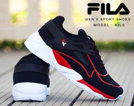 کفش مردانه Fila مدل Kils ( قرمز)
