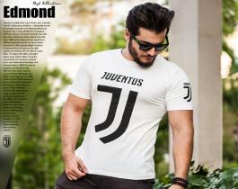تیشرت Juventus مدل Edmond(سفید)
