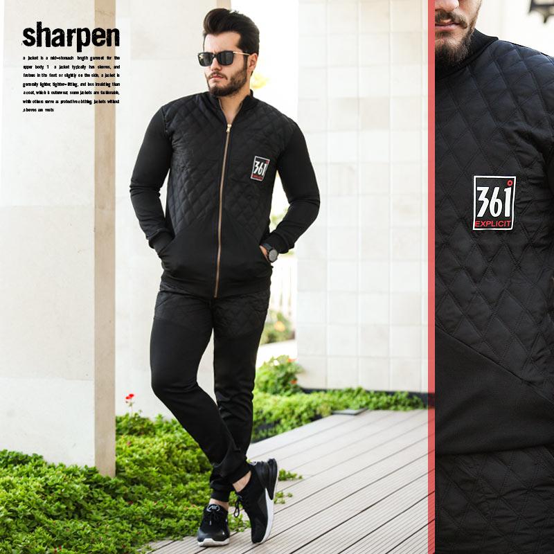 ست سویشرت و شلوار مدل Sharpen