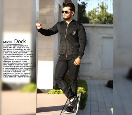 ست سویشرت و شلوار مدل Dock