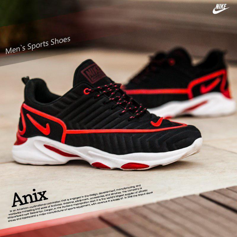 کفش مردانه Nike مدل  Anix (قرمز)