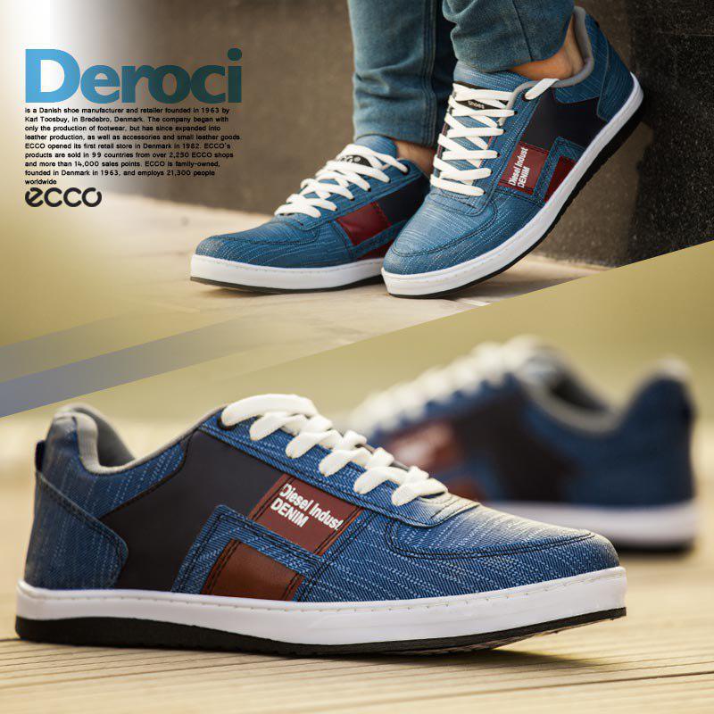 کفش مردانه Ecco مدلDeroci