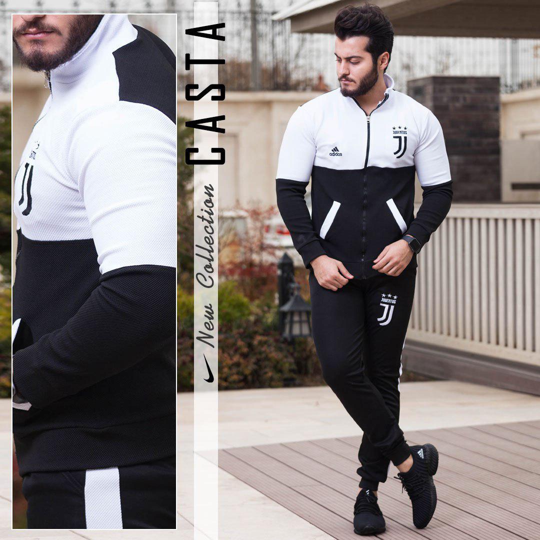 ست سویشرت شلوار مردانه Adidas مدل Casta