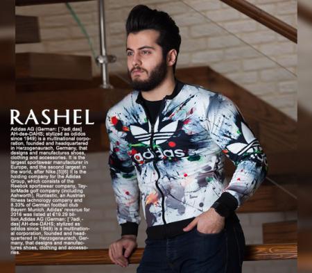 سویشرت مردانه مدل Rashel