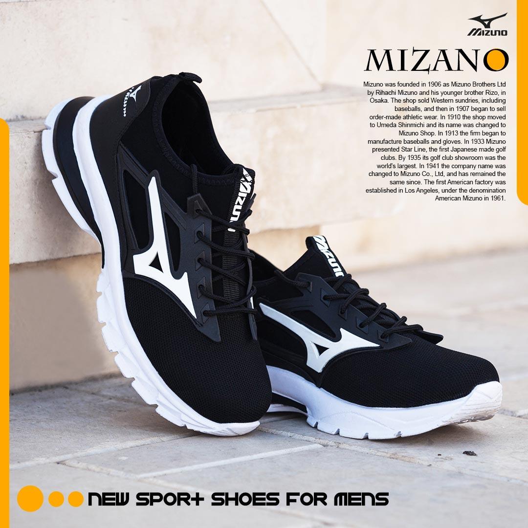 کفش مردانه مدل Mizano