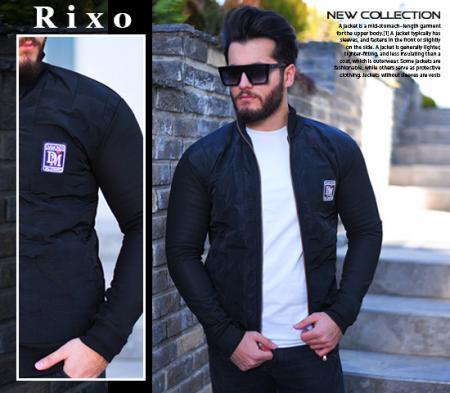 کاپشن مردانه مدل Rixo