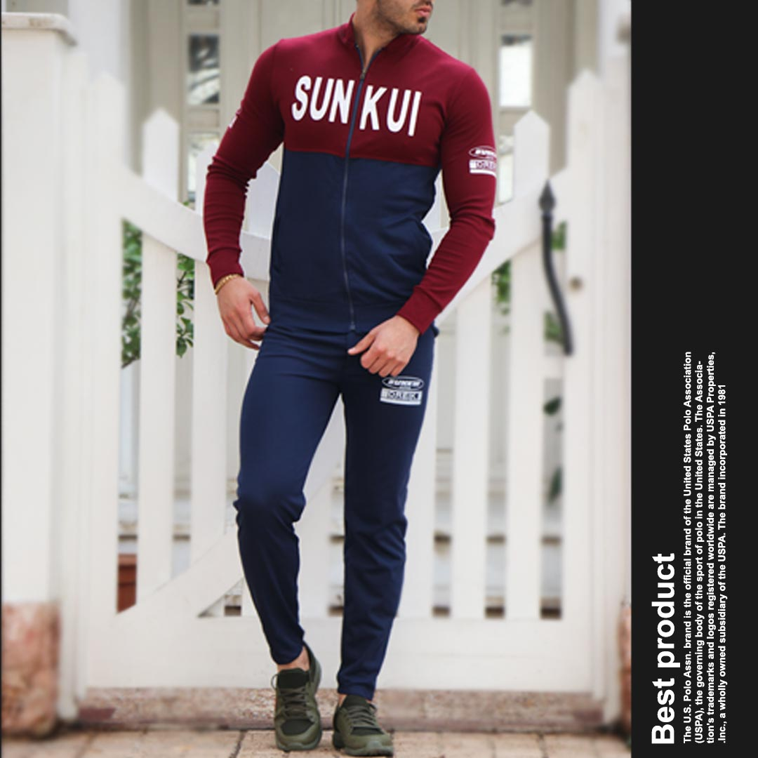 ست سویشرت و شلوار مدل SUNKUI