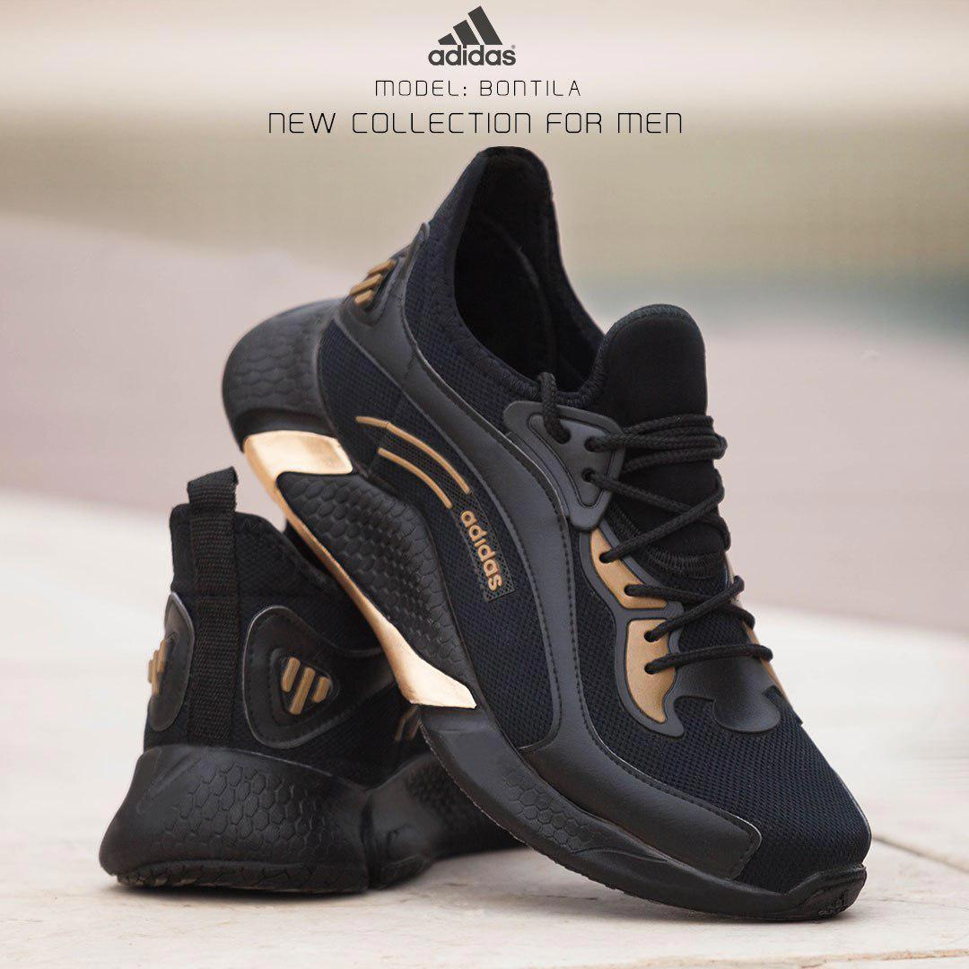 کفش آدیداس مدل Bontila( طلایی )