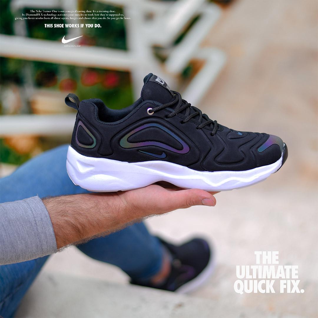 کفش مردانه Nike مدل Venome-black