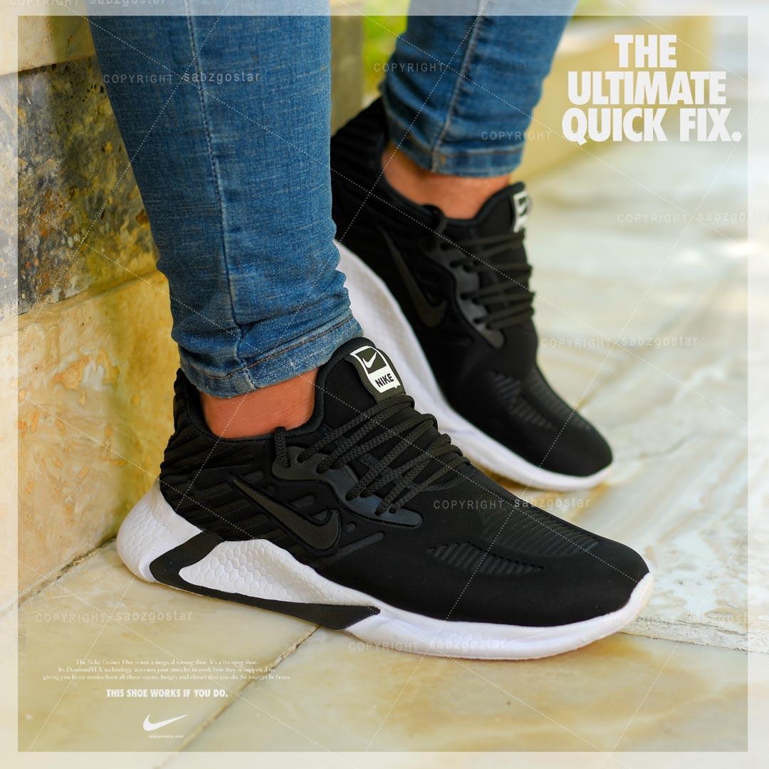 کفش مردانه Nike مدل Kento (مشکی)