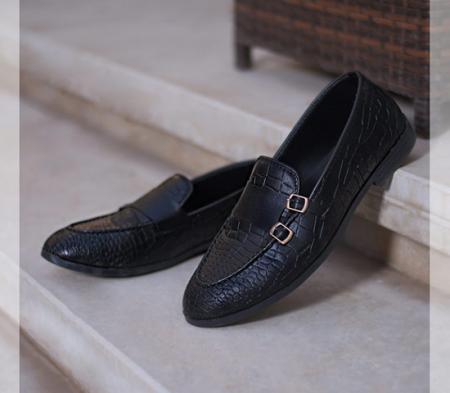 کفش مردانه مجلسی Ecco مدل Sanderz