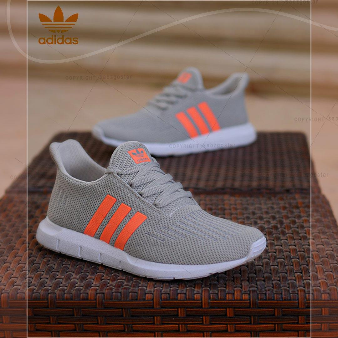 کفش مردانه Adidas مدل Jerry (طوسی)
