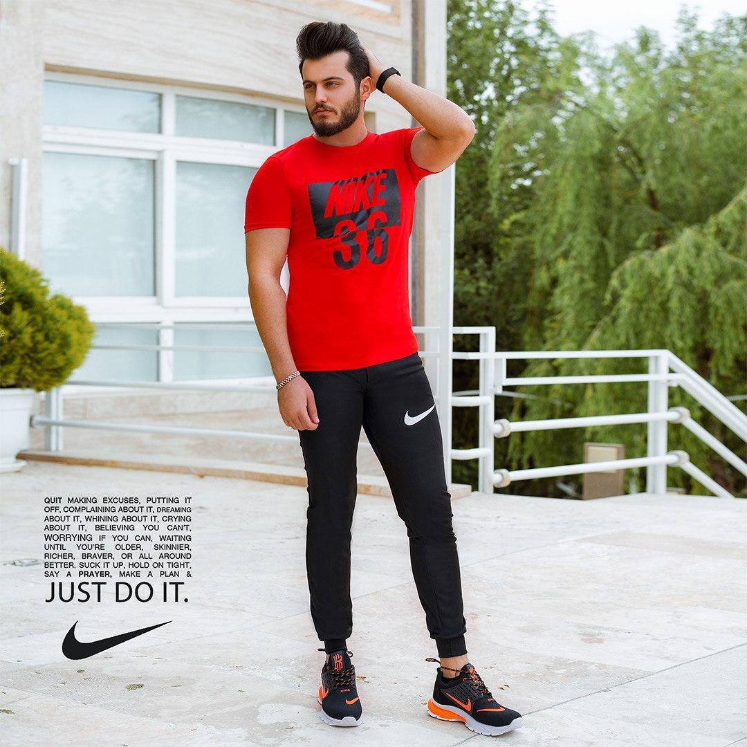 ست تیشرت وشلوارمردانه Nike مدل Dorothy