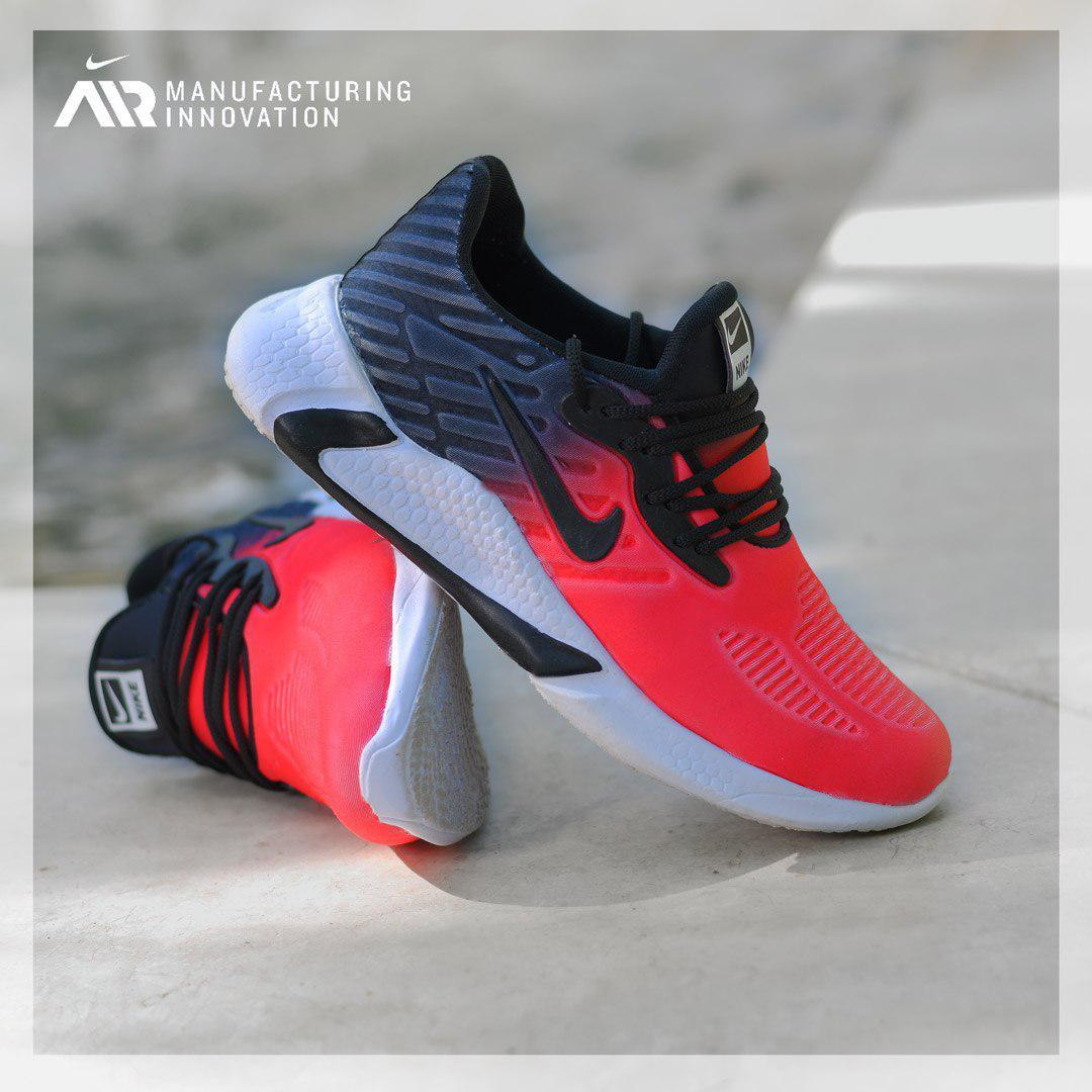 کفش مردانه Nike مدل Kento (مشکی،قرمز)