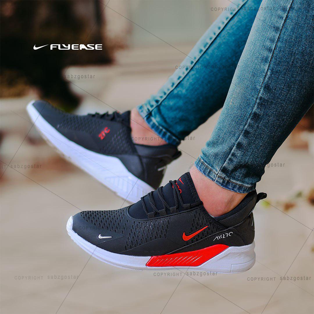 کفش مردانه Nike مدل 27C(مشکی)