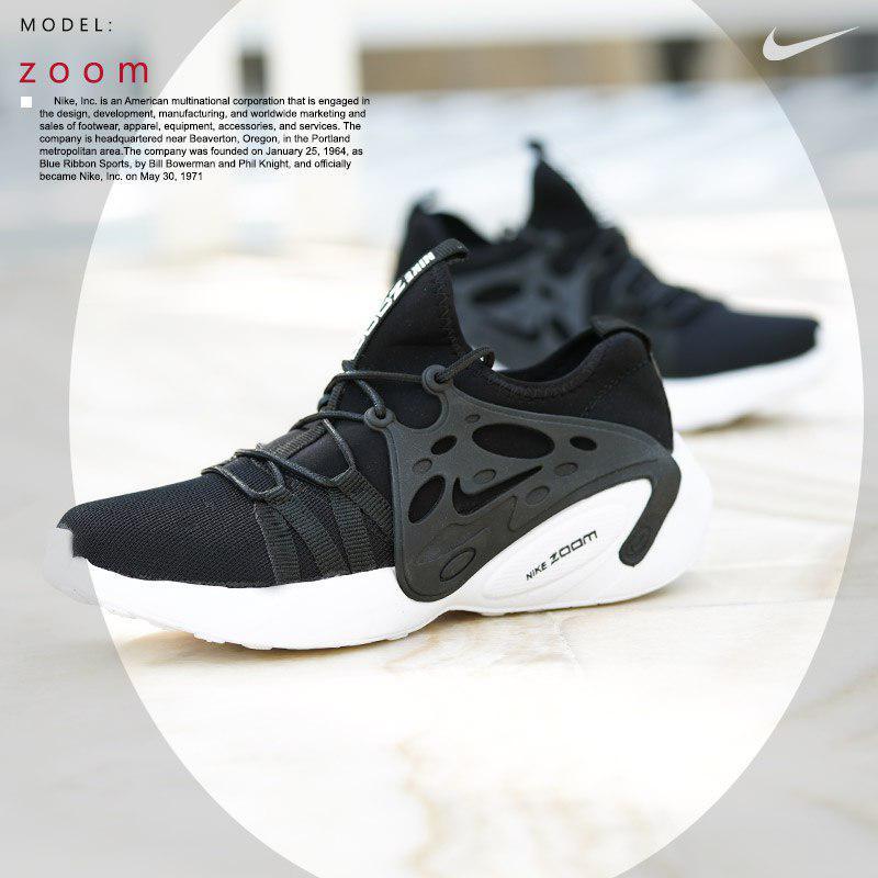 کفش مردانه Nike مدل Poolm (مشکی سفید)