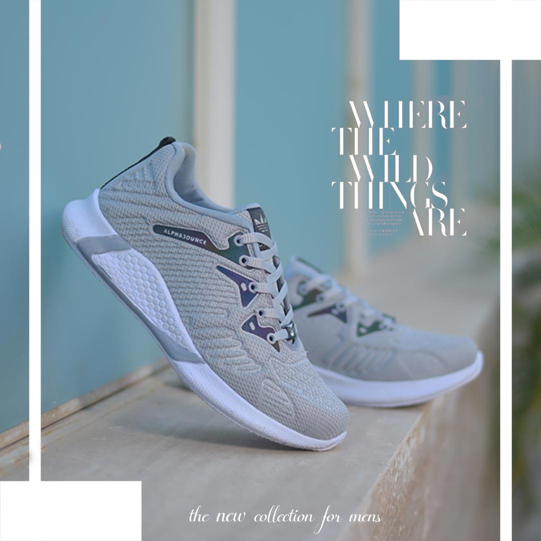 کفش مردانه Alpha30 (طوسی)