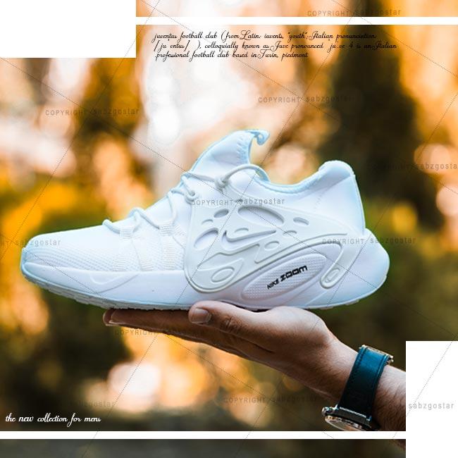 کفش مردانه Nike مدل Poolm (سفید)