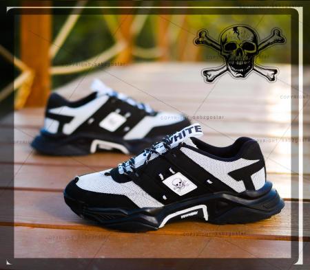 کفش مردانه اسکلتی مدل Will