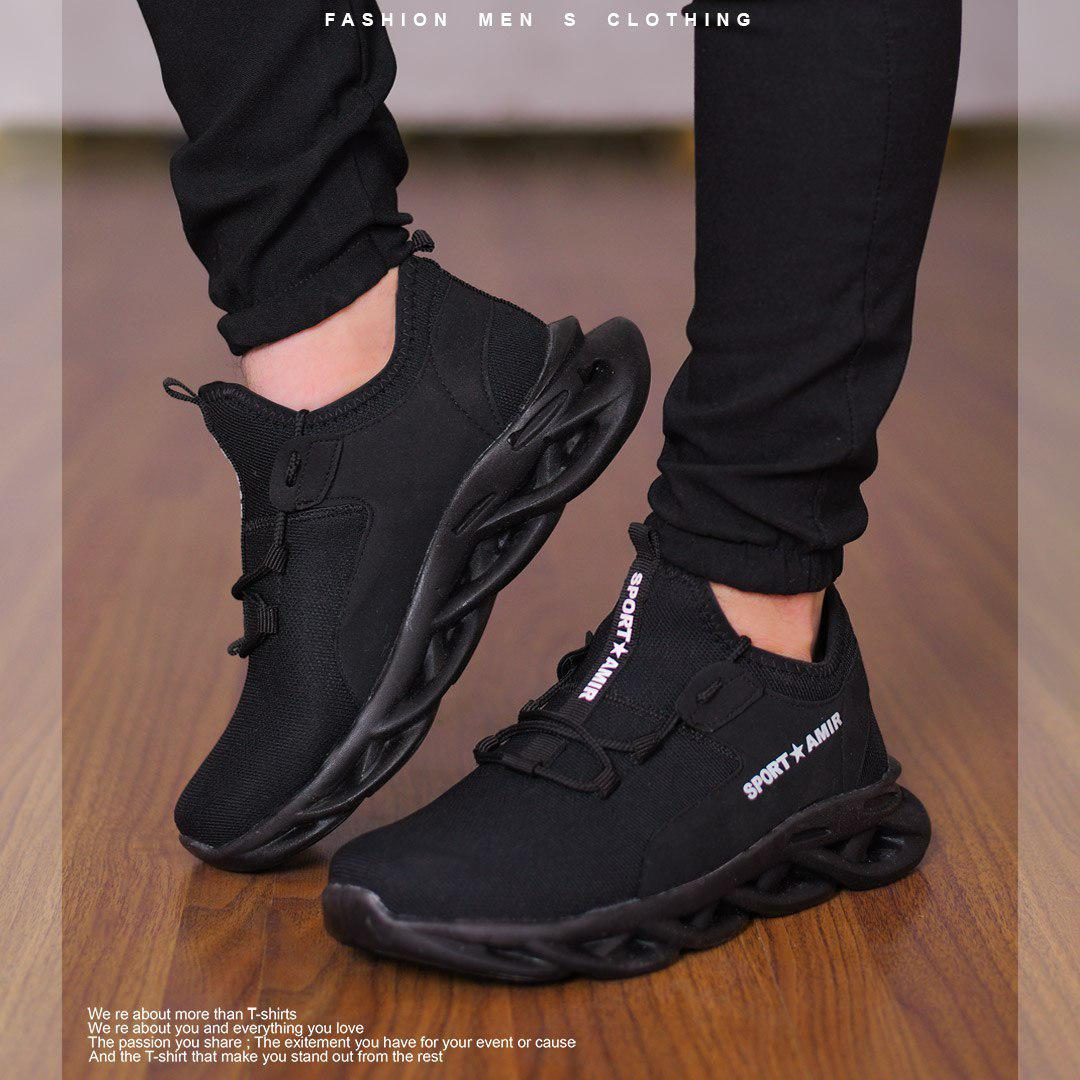 کفش مردانه مدل Kilan (مشکی)