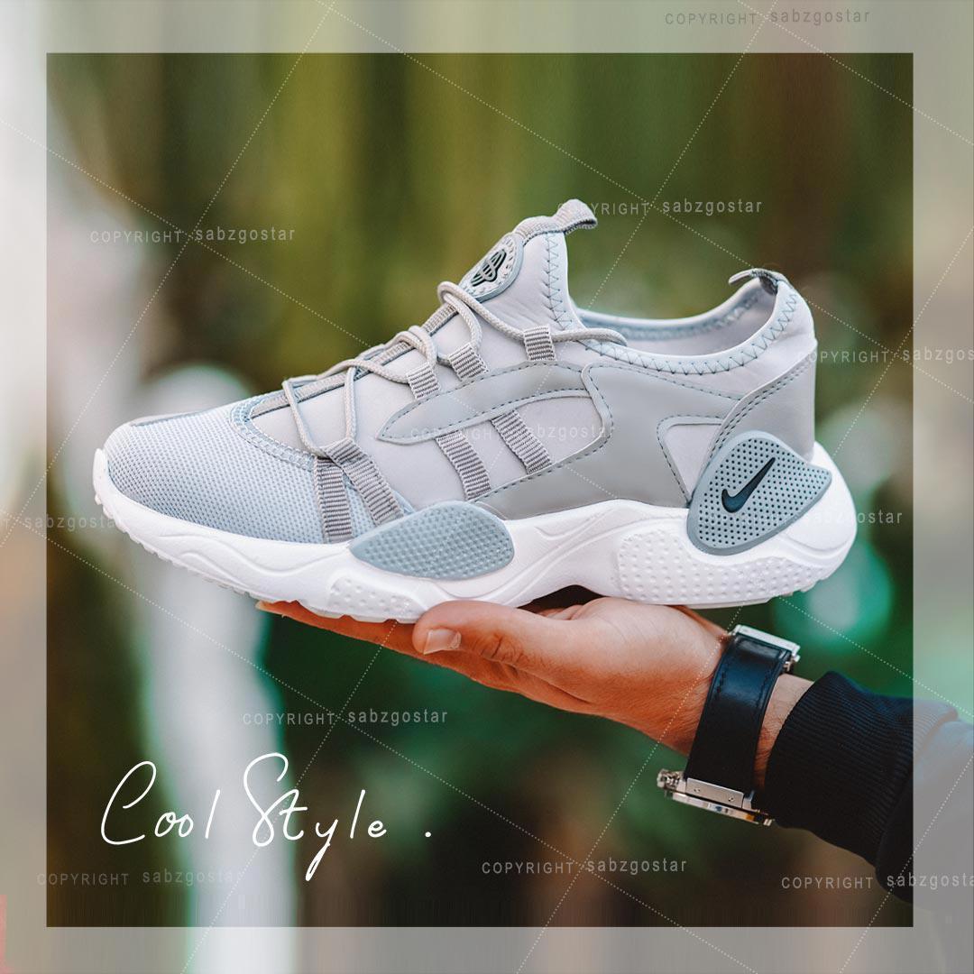 کفش مردانه Horachi Plus (طوسی)