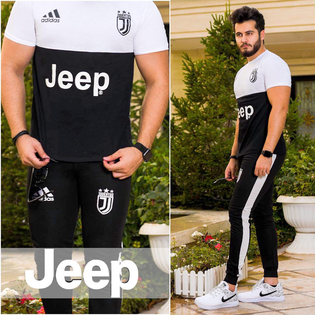 ست تیشرت و شلوار Jeep مدل Pjanic