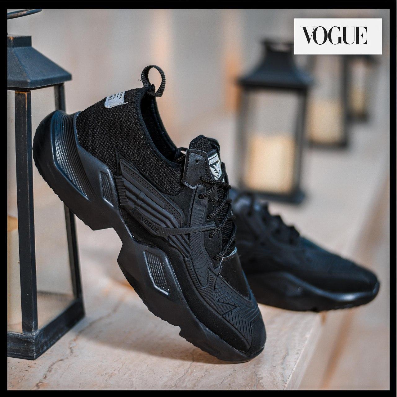 کفش مردانه Lamborgini (مشکی)