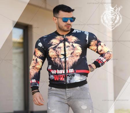 سویشرت مردانه Lion way
