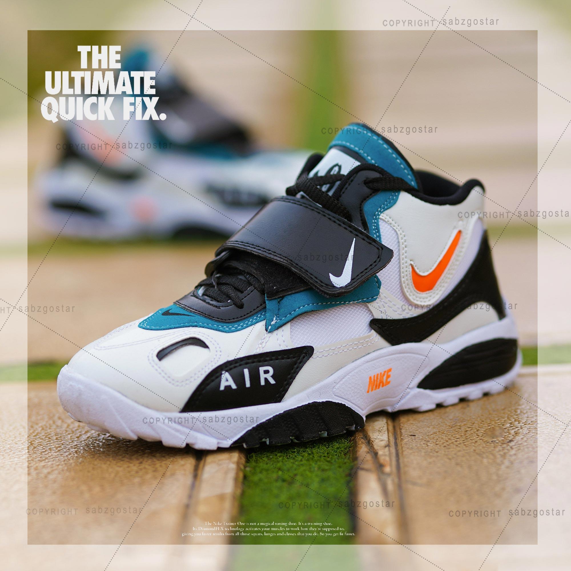 کفش مردانه Nike مدل Air چسبی