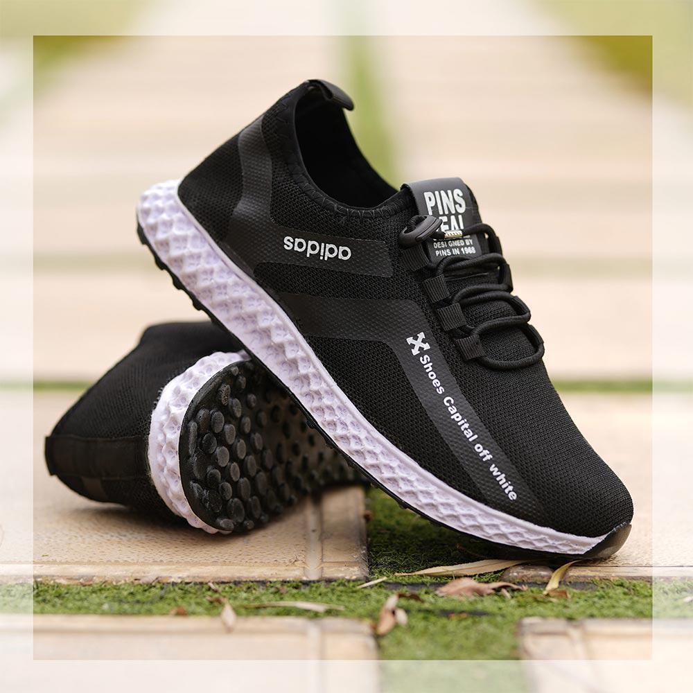 کفش Adidas مدل Real(مشکی)