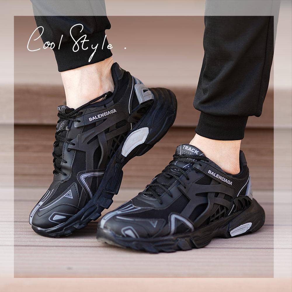 کفش مردانه Chavosh(مشکی)