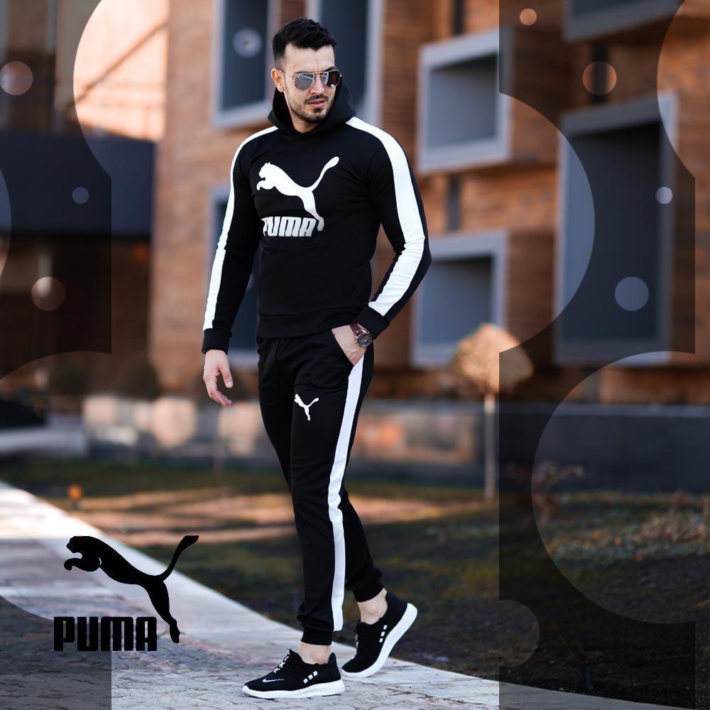 عکس محصول ست سویشرت شلوار Puma مدل Sitako