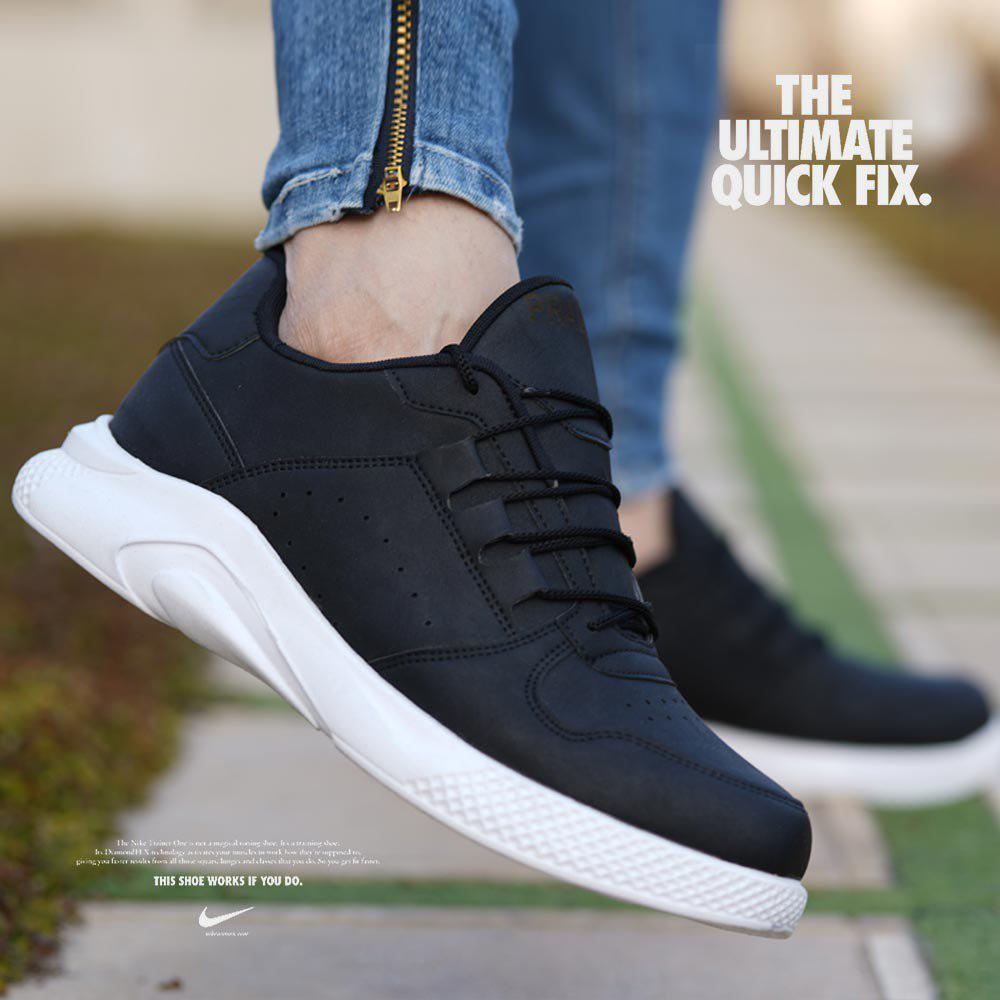 کفش PRADAمدل Aytash(مشکی)