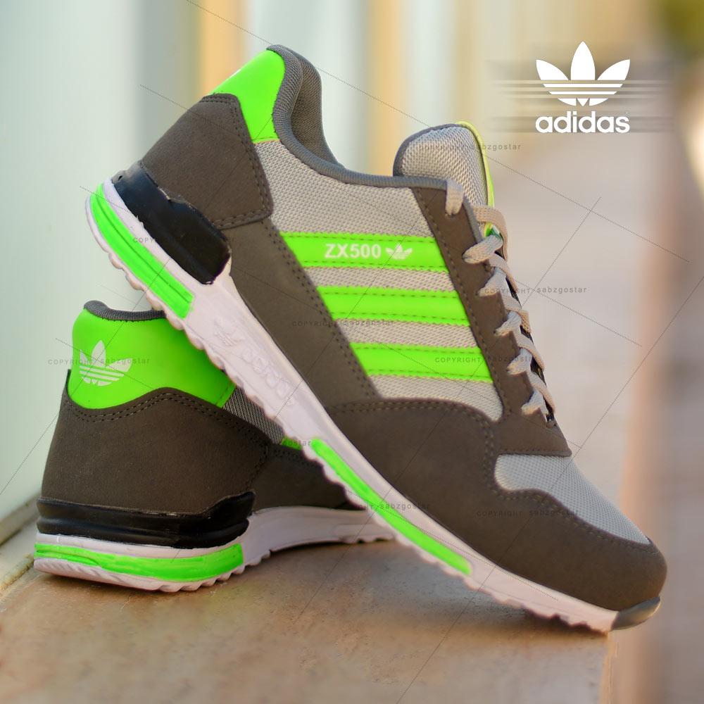 عکس محصول کفش مردانه Nexp (طوسی سبز)