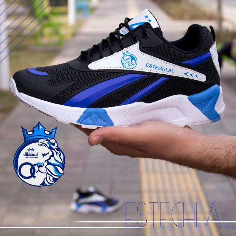 عکس محصول کفش مردانه هواداری Esteghlal