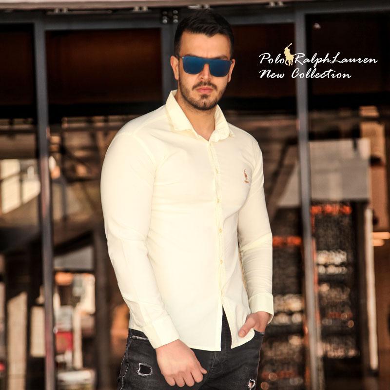 عکس محصول پیراهن مردانه Polo (لیمویی)