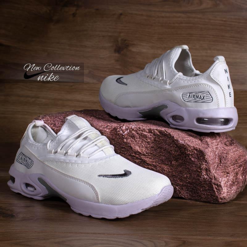 عکس محصول کفش مردانه Nike مدل Roberto(سفید)