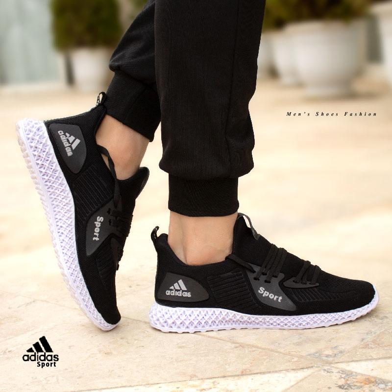 کفش مردانه adidas مدل heps(مشکی)